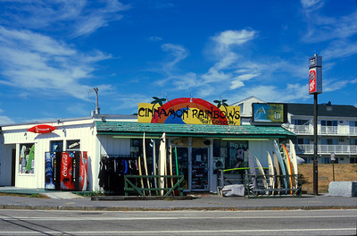 Surf Shop, Hampton Beach, New Hampshire