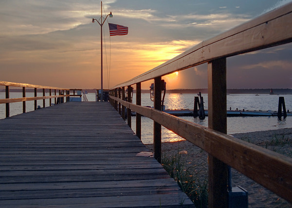 Plum Island Pier, Newburyport MA