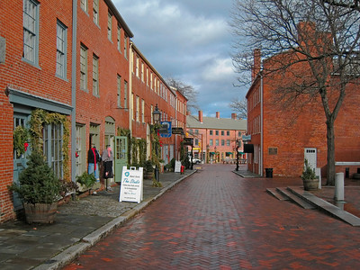 Inn Street, Newburyport MA