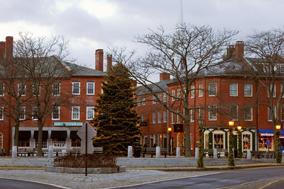 Market Square, Newburyport MA