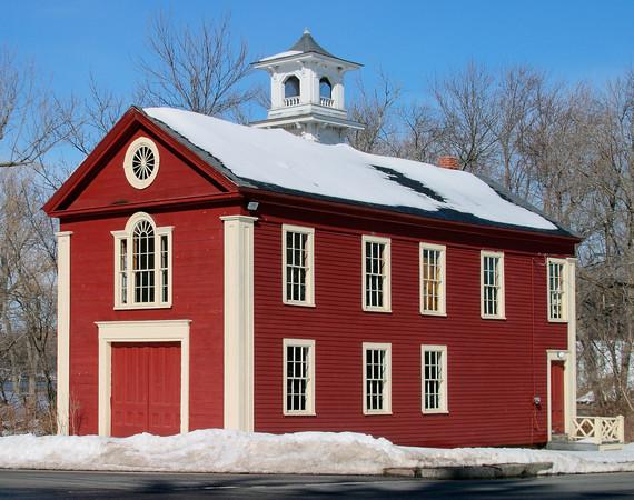 Rocks Village Fire Station, Haverhill, MA