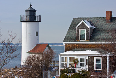 Annisquam Lighthouse, Gloucester, Massachusetts