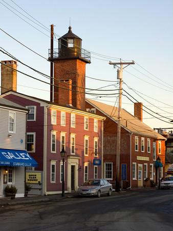 Downtown Lighthouse, Newburyport MA