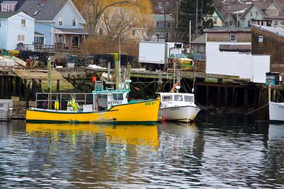 Gloucester Harbor