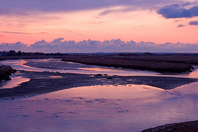 Parker River at Plum Island, Massachusetts