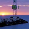 Menemsha breakwater sunset