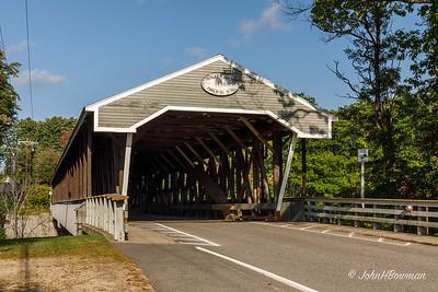 Saco River Covered Bridge - Conway, NH