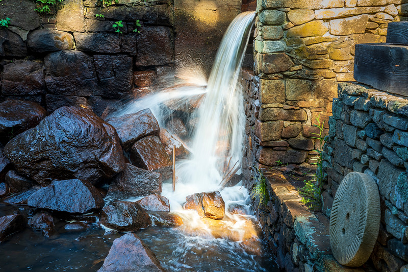 Massachusetts-Plymouth-Plimoth Grist Mill