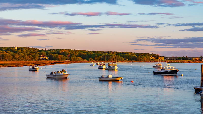 Maine-Scarborough-Nonesuch River-Town Landing