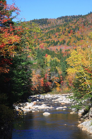 New England In Autumn