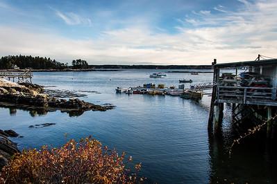 Five Island Harbor