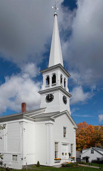 The White Congregasional Church
