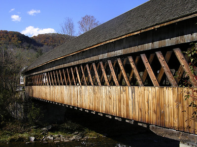 Covered Bridge, Woodstock, Vermont
