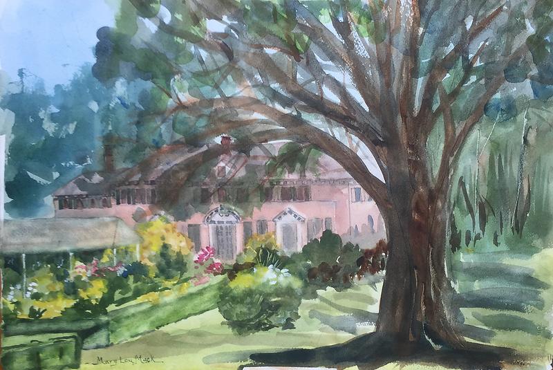 Robert Todd Lincoln's Mansion
