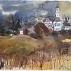 Vermont Village in November