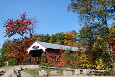 Jackson Covered Bridge, Jackson, NH