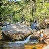Along The Basin-Cascades Trail