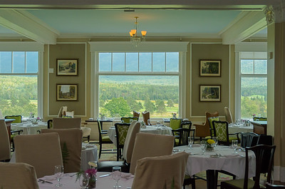 Mount Washington Hotel Dinning Room