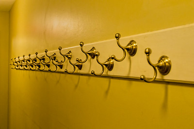 The Bretton Arms, Coat Hooks