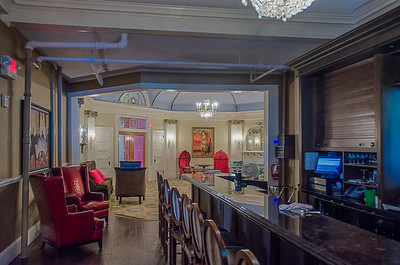 A Bar and Private Dinning Room, Mount Washington Hotel