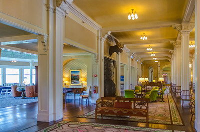 Mount Washington Hotel Lobby