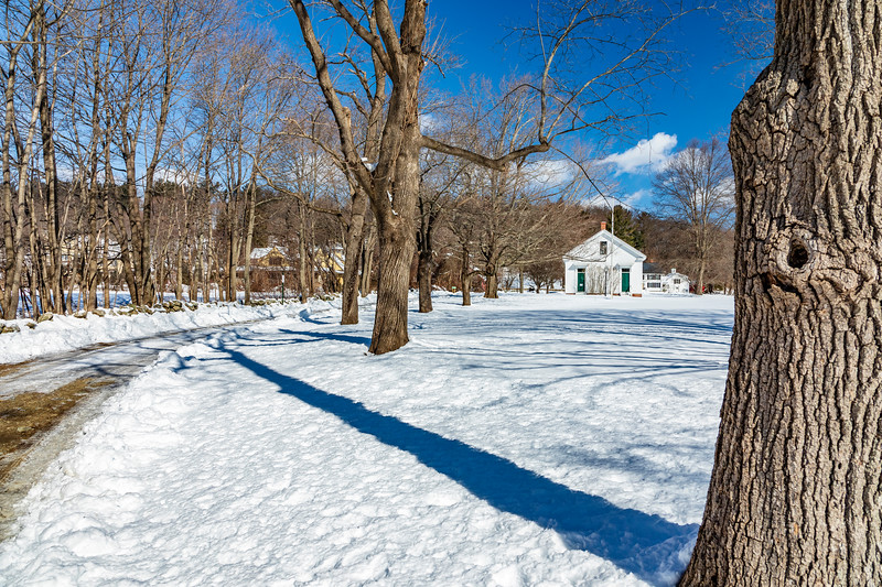 MASSACHUSETTS-NEWBURY-Lower Green Schoolhouse