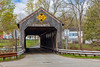 Massachusetts-Conway-Conway/Burkeville Covered Bridge