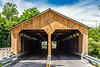 VT-MIDDLEBURY-PULP MILL COVERED BRIDGE