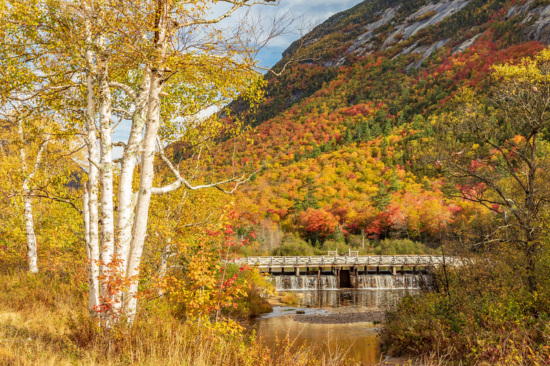 New Hampshire-Harts Location-Willey Pond