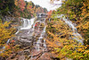 NH-HARTS LOCATION-CRAWFORD NOTCH.-SILVER CASCADES FALLS