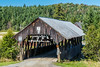 NH-#35-PITTSBURG-HAPPY CORNER COVERED BRIDGE