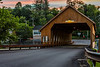 VT-QUECHEE-QUECHEE COVERED BRIDGE