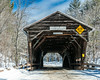 NH-#45-SANDWICH-DURGIN COVERED BRIDGE