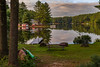 New Hampshire-Wakefield-Belleau Lake