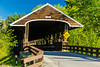 NH-#9-HOPKINTON-ROWELL'S COVERED BRIDGE