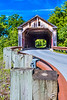 VT-BRANDON-SANDERSON COVERED BRIDGE