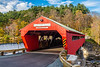 VT-TAFTSVILLE-TAFTSVILLE COVERED BRIDGE