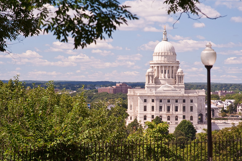 RI-PROVIDENCE-STATE HOUSE