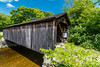 NH-#18-LANGDON-McDERMOTT COVERED BRIDGE