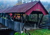 VT-N. E. KINGDOM-LYNDON-RANDALL COVERED BRIDGE