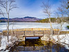 New Hampshire-Mount and Lake Chocorua
