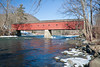 CT-WEST CORNWALL COVERED BRIDGE