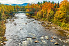 New Hampshire-Bethlehem-Ammonoosuc River-Pierce Bridge,