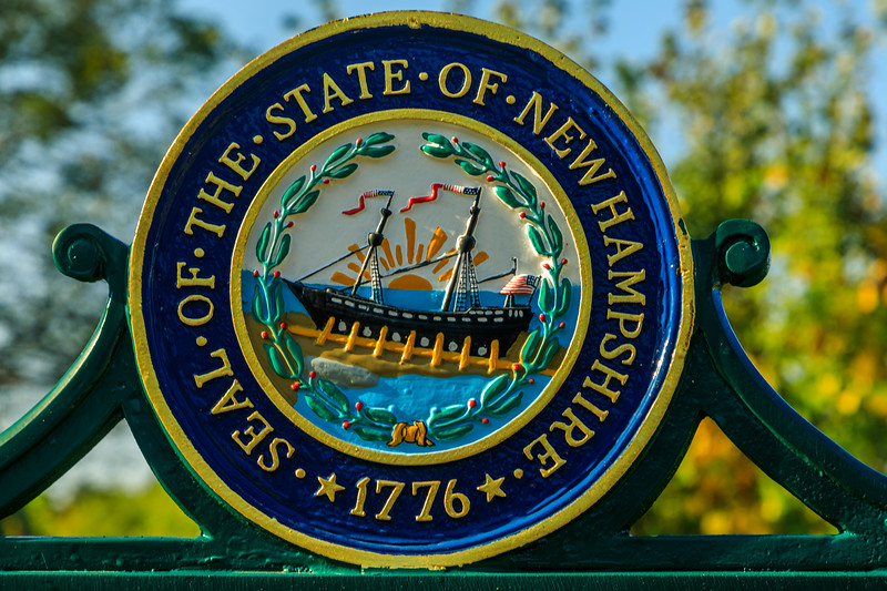 NH-W. SWANZEY-STATE SEAL