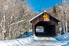 VT-HARTLAND-MARTIN'S MILL COVERED BRIDGE