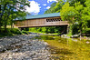 VT-WILLIAMSVILLE-WILLIAMSVILLE COVERED BRIDGE
