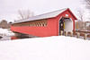 VT-NORTH BENNINGTON-PAPERMILL COVERED BRIDGE