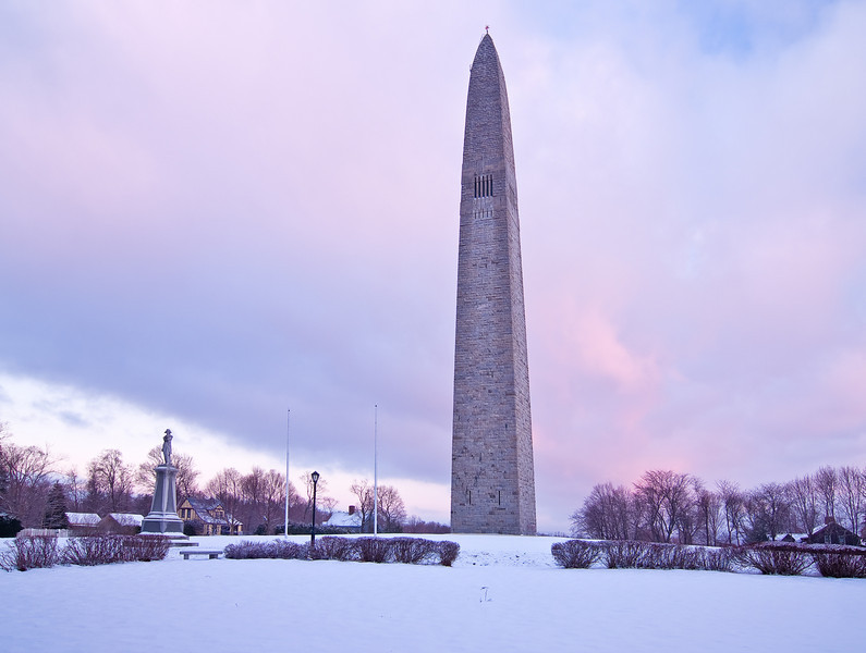VT-BENNINGTON-BENNINGTON BATTLE MONUMENT