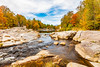 New Hampshire-Woodstock-Pemigewasset River