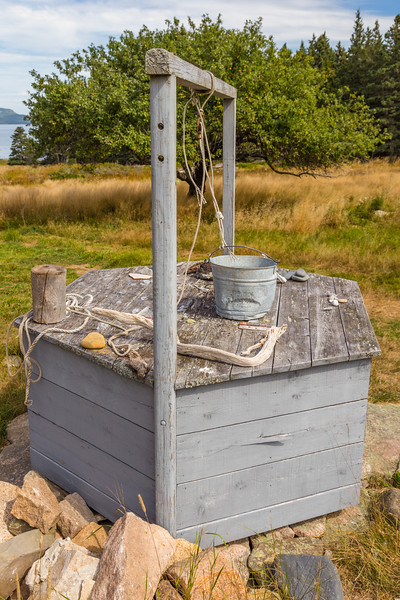 ME-ACADIA NATIONAL PARK-BAKER ISLAND-WATER WELL